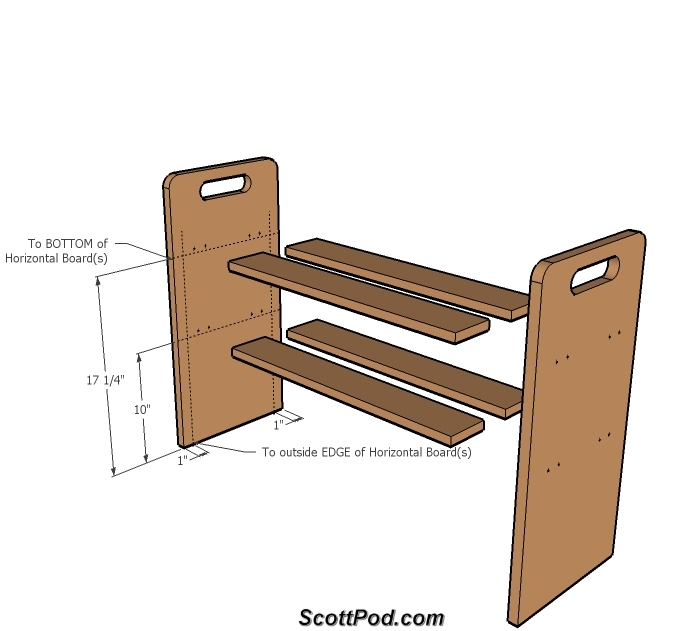Guide Woodworking projects shoe rack ~ Andhix Ideas